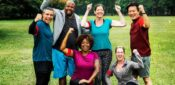 Nurses tackle obesity statistic with record-breaking active challenge