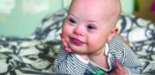 Supporting parents of children with Down's syndrome
