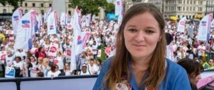 Nurse launches petition urging government to fulfil workforce pledge
