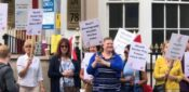 Lincolnshire health visitors call off strike after 'pay victory'