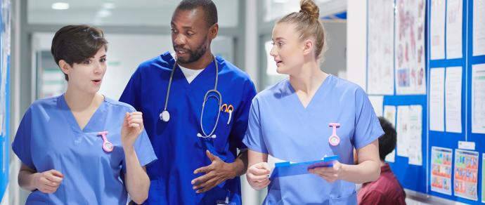 UCAS removes job profile calling nurses 'support' for doctors