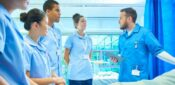 Nursing applications rising but down 25% since bursary axed