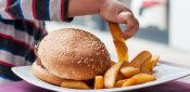 Unhealthy foods TV ads banned before 9pm