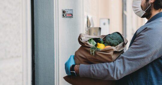 Delivering food and medication