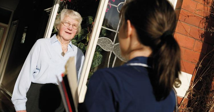 QNI report finds record rise in district nurse qualifications likely