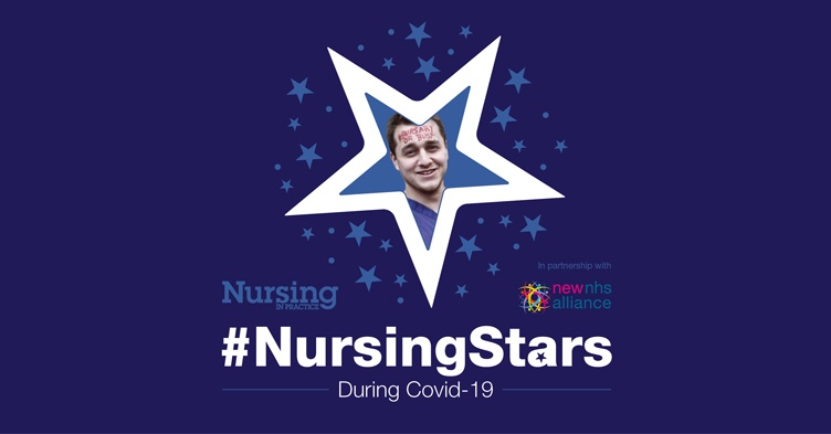 Nursing Stars Q&A: Anthony Johnson