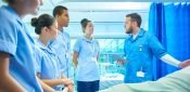 Rise in nursing degree applications 'not enough'