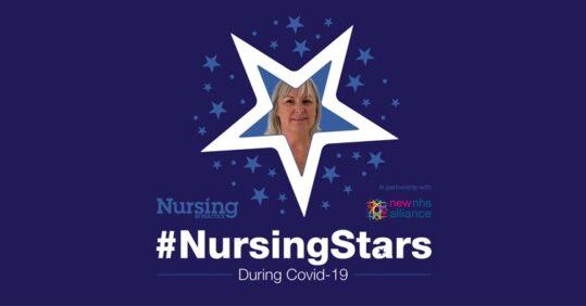 Nursing Stars nominee Emma Manuel