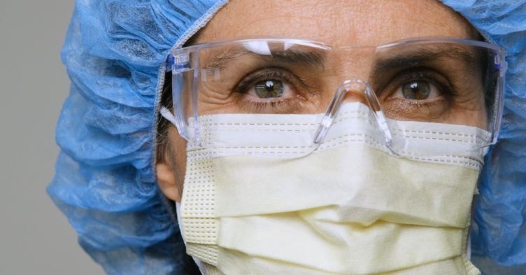Covid-19: Healthcare workers at more risk despite PPE