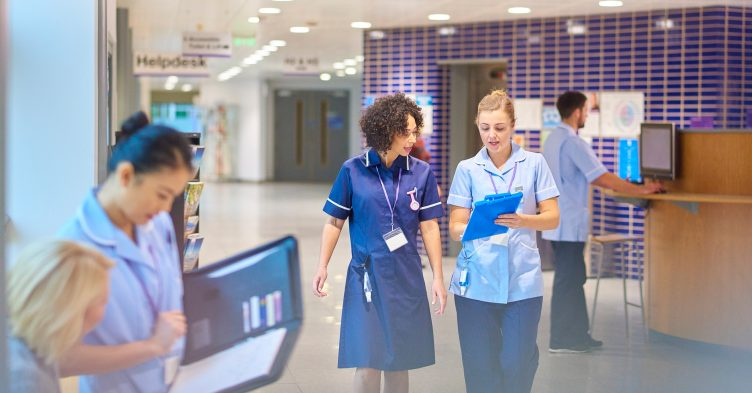 More flexible working is 'crucial', says NHS People Plan