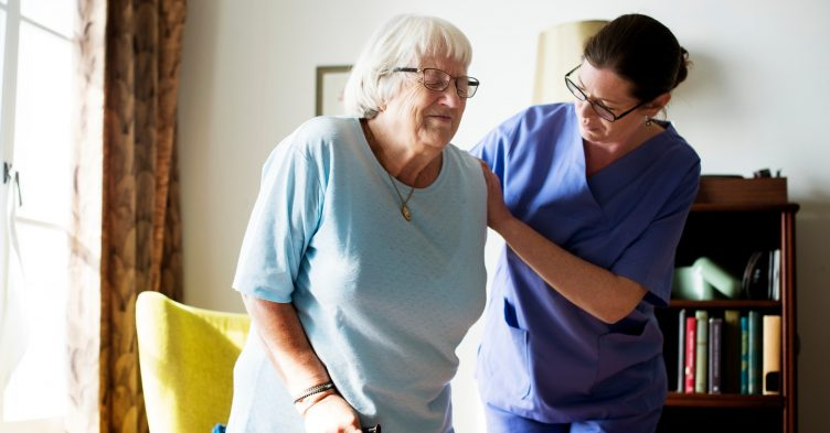 One in ten social care nursing posts vacant, report finds