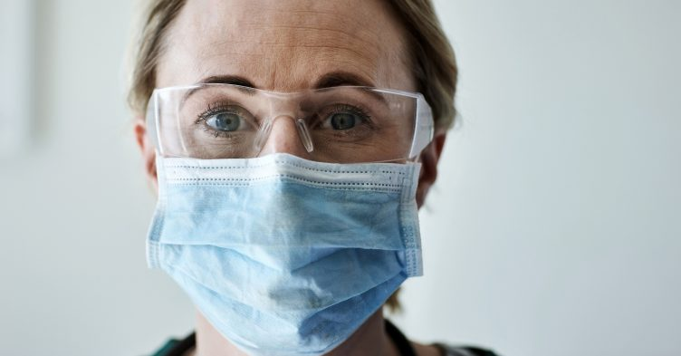 Two-thirds of female healthcare staff report deteriorating health due to pandemic