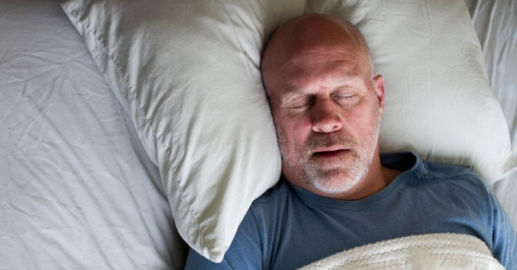 Sleep apnoea could increase risk from Covid-19