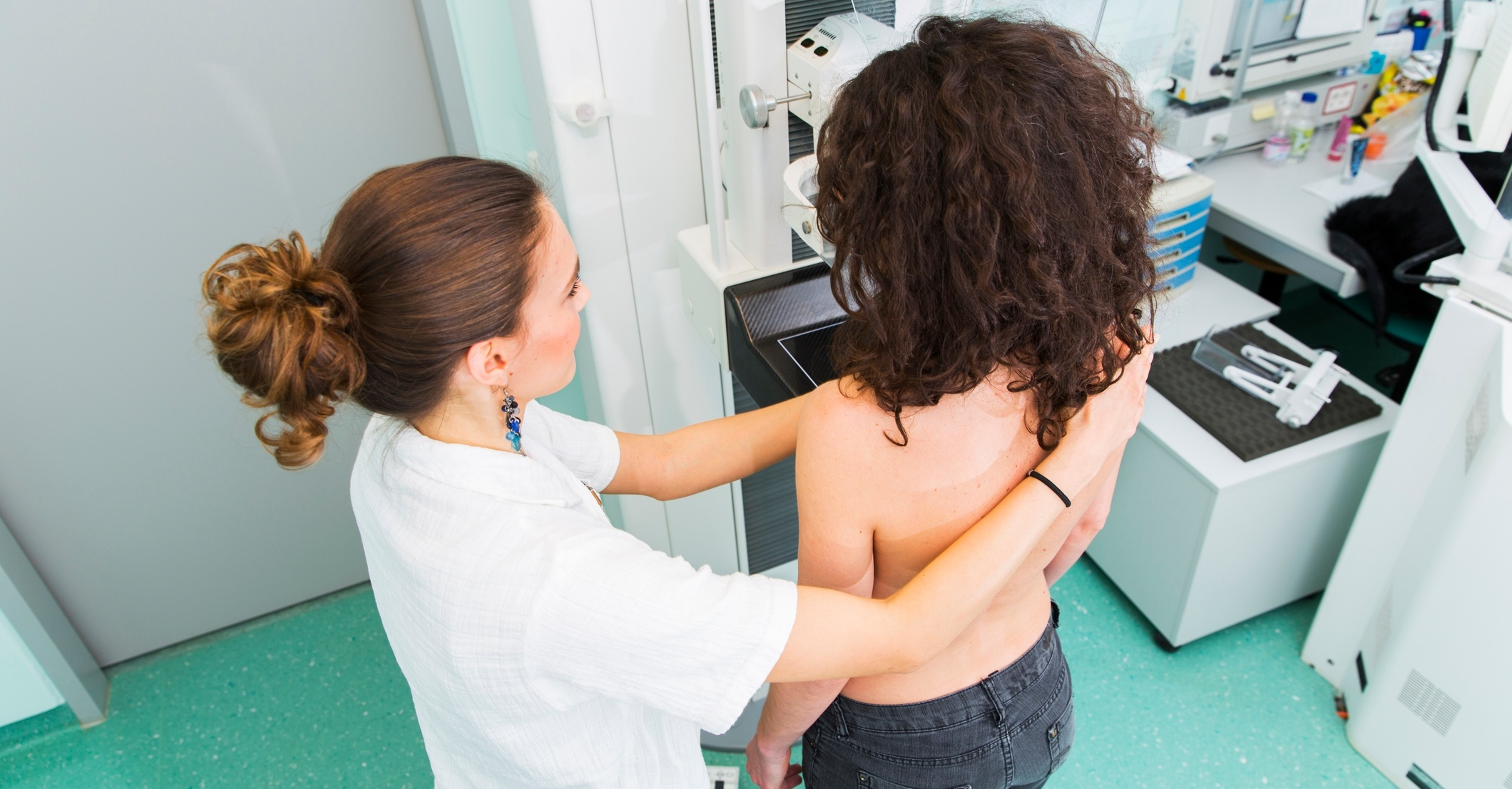 Almost half of women do not regularly check for breast cancer