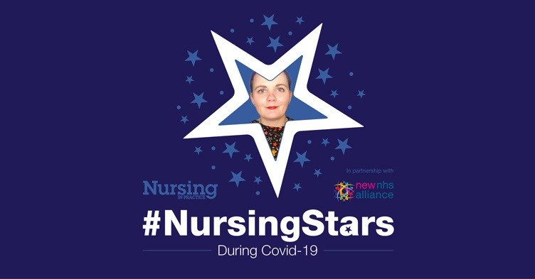 Nursing Stars: Naomi Berry
