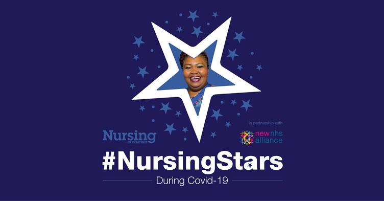 Nursing Stars: Ruth Oshikanlu