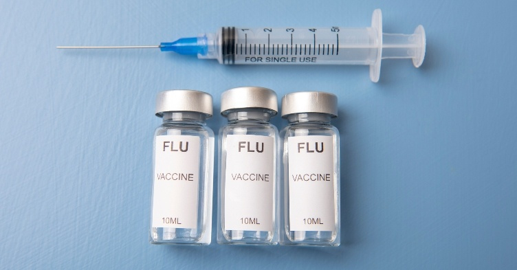 In preparation of 2021/22's flu vaccination programme