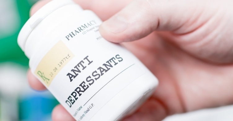 Research: metabolic health and antidepressants' use for pain