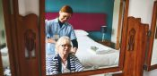 Community nurses 'drained' from surging end-of-life care