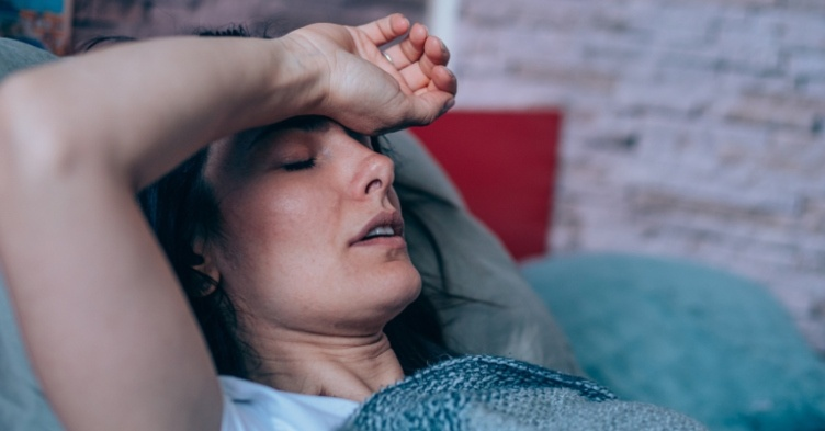 LONG COVID MYTHBUSTER: 'People with long Covid symptoms are just anxious and need to be encouraged to get moving again'