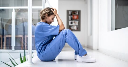 stress nurse