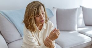 Joint pain in menopause