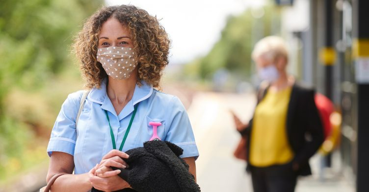 Children's nurse left 'shaken' after verbal abuse