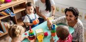 'Sure Start centres prevented 13,000 children going to hospital'